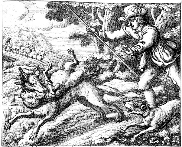 the BOY who CRIED WOLF or the CHARTIST who CRIED CAVEAT EMPTOR