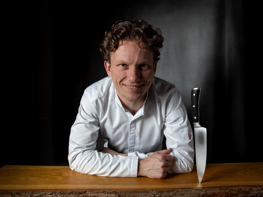 chef Bart van der Lee
