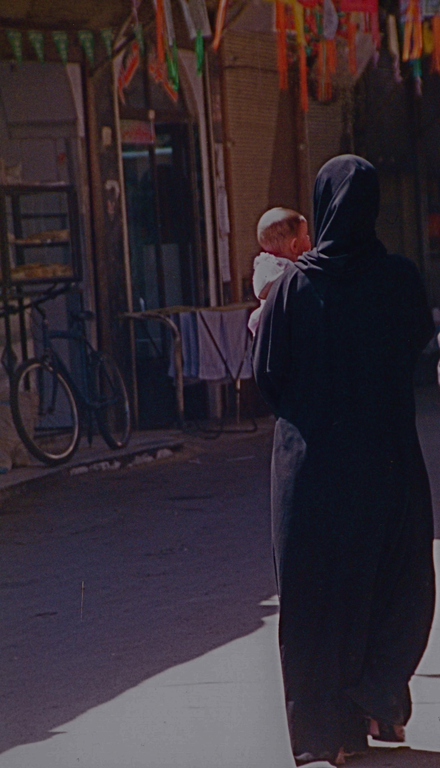 Foto di Valentina Perniciaro _Suq di Damasco_