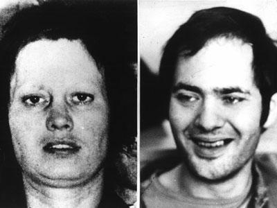 Ulrike Meinhof e Andreas Baader