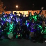 Lewes Bonfire parade 2016