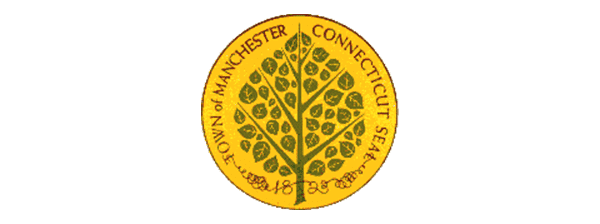 Town of Manchester Connecticut Logo