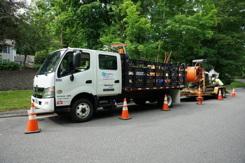 BAS Vehicle Construction Telecommunications Fleet Safety