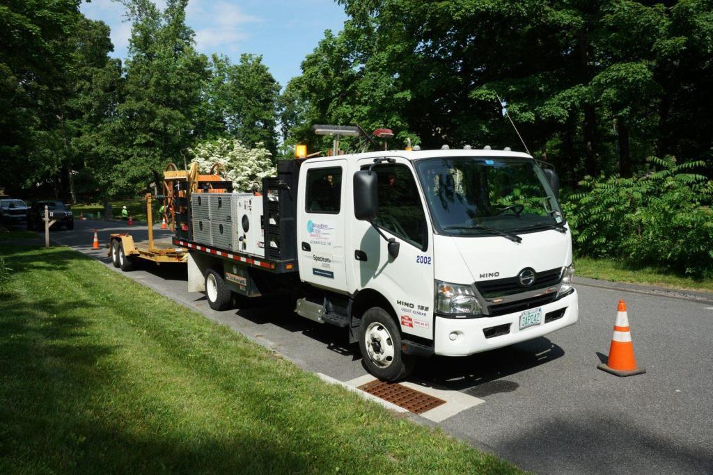 BAS Vehicle Fleet Construction Telecommunications Project Management Connecticut Rhode Island Massachussets New Hampshire Vermont