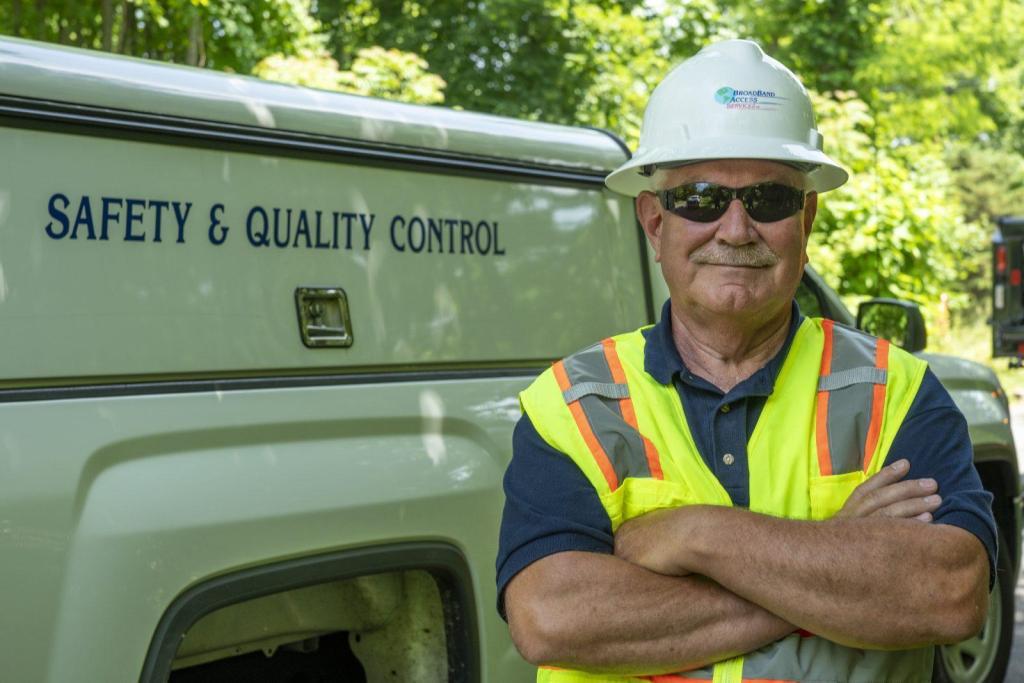 Bill Albert Safety Supervisor Safe Certification Quality Control