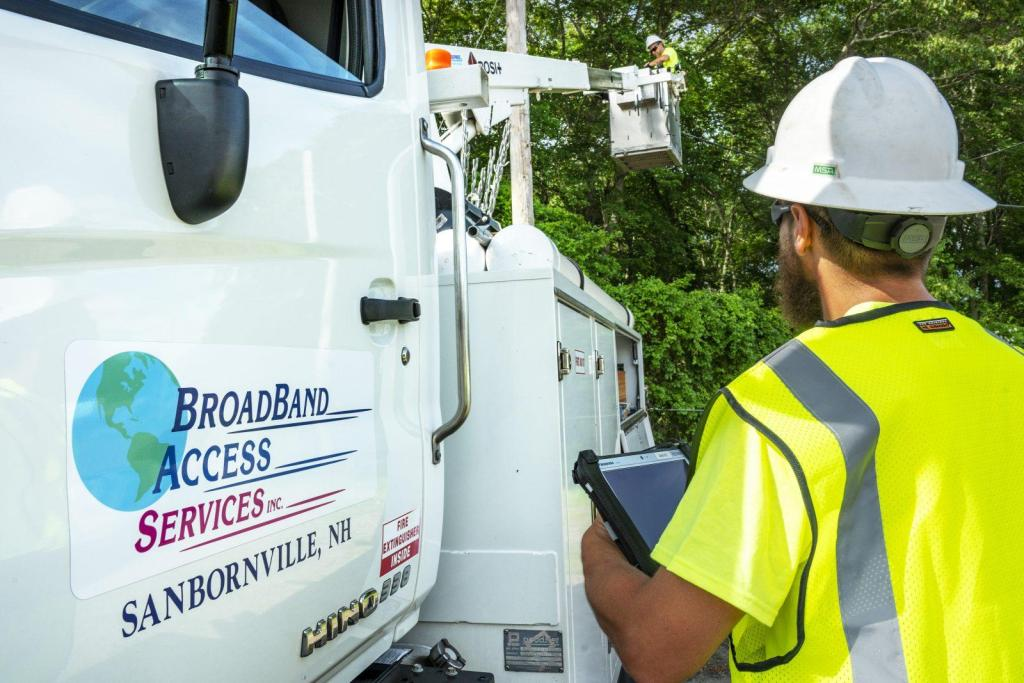 BroadBand Access Services Project Management Leadership Foreman