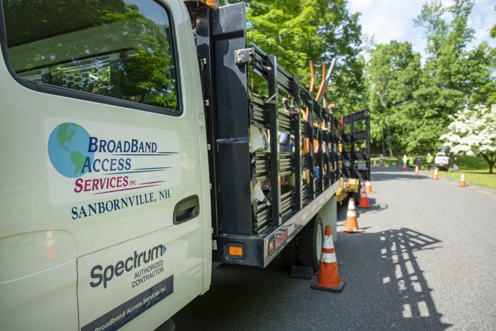 Broadband Access Services BAS Telecommunications Contractor Constructor Fiber Coax