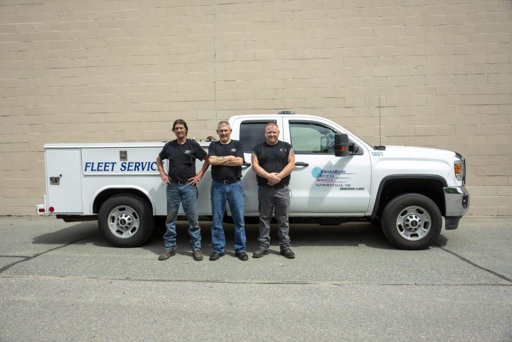 Mechanics BAS Fleet Vehicle Services