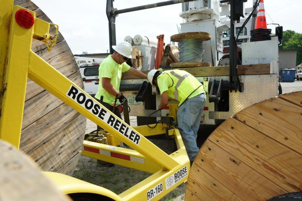 Roose Reeler Inventory Management Contrustruction