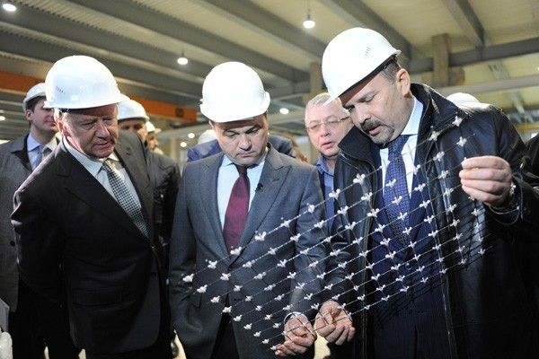 """Composites in construction industry have been discussed during """"Rossiyskaya Gazeta"""" roundtable"""