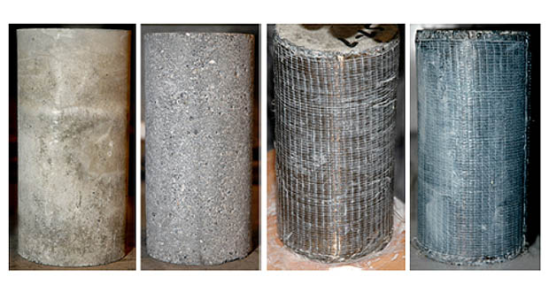 Concrete Cylinders Confined with Basalt Fibre Reinforced Polymer