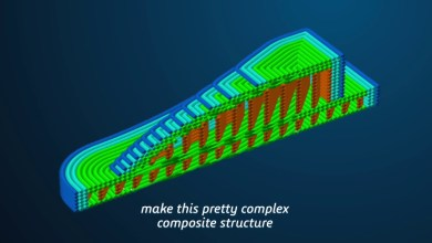 Photo of Additive Manufacturing with Realistic Simulation – Composites Manufacturing Center