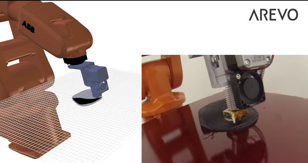 Khosla Ventures invested $ 7 million in Arevo, startup of 3D printing composite materials