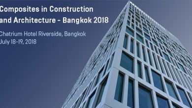 Photo of Bangkok to hold conference Composites in Construction