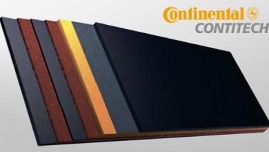 Photo of Basalt fiber conveyor belts ContiFlex Vulkan withstand 500°С (1000F)