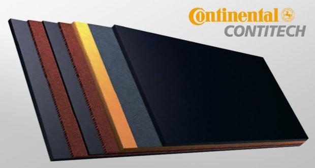 Basalt fiber conveyor belts ContiFlex Vulkan withstand 500°С (1000F)
