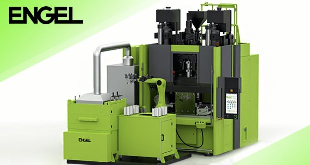 ENGEL introduced new methods of technical moulding at K 2016