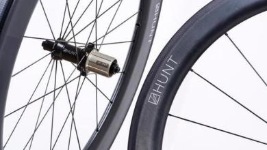 Photo of Hunt releases bike wheels with Basalt Ceramic Fiber brake-track