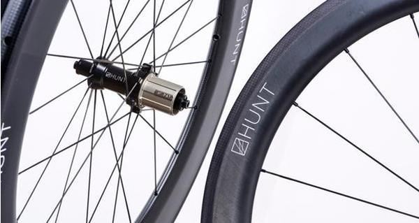 Hunt изготовила велосипедное колесо с базальтокерамической тормозной дорожкой