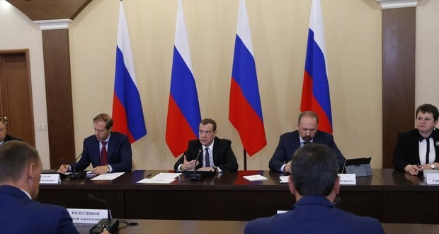 Russian government held a meeting on innovative development of construction materials industry