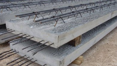 Photo of Reinforced concrete