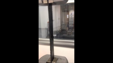 Photo of Unidirectional Carbon Fiber Tensile Test [45/-45] Schedule