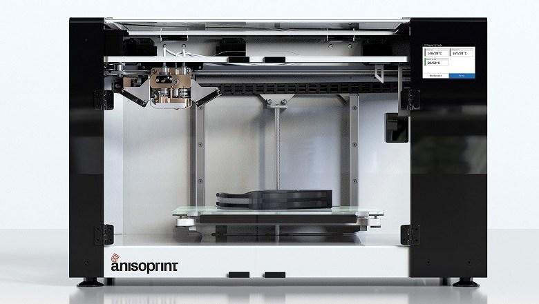 Anisoprint. Composite Basalt Fiber