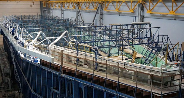 Vessels produced from entirely Russian composite material to appear in 2017