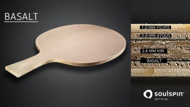 Photo of Soulspin introduced table tennis blades made of basalt fiber