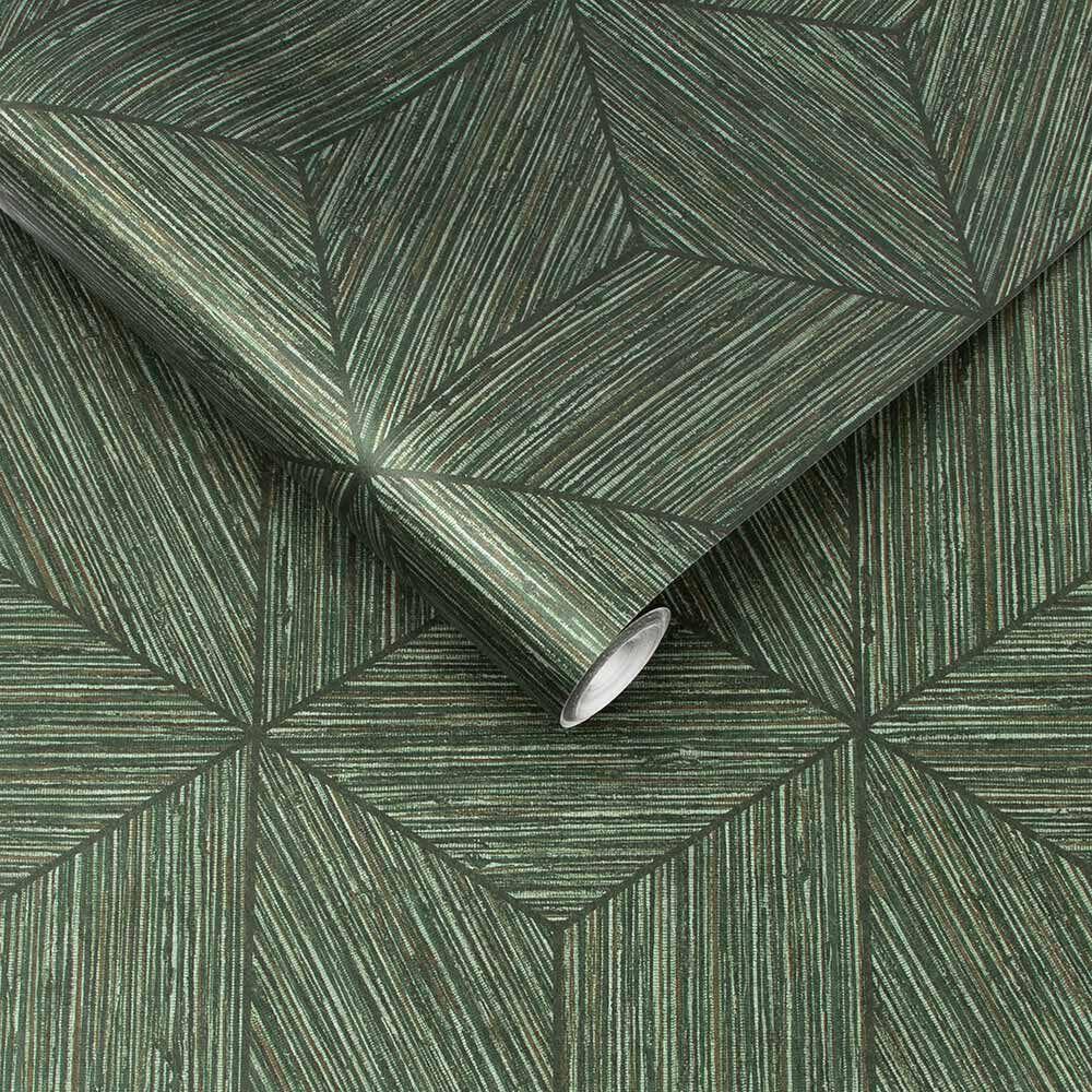 Grasweefselbehang Grasscloth