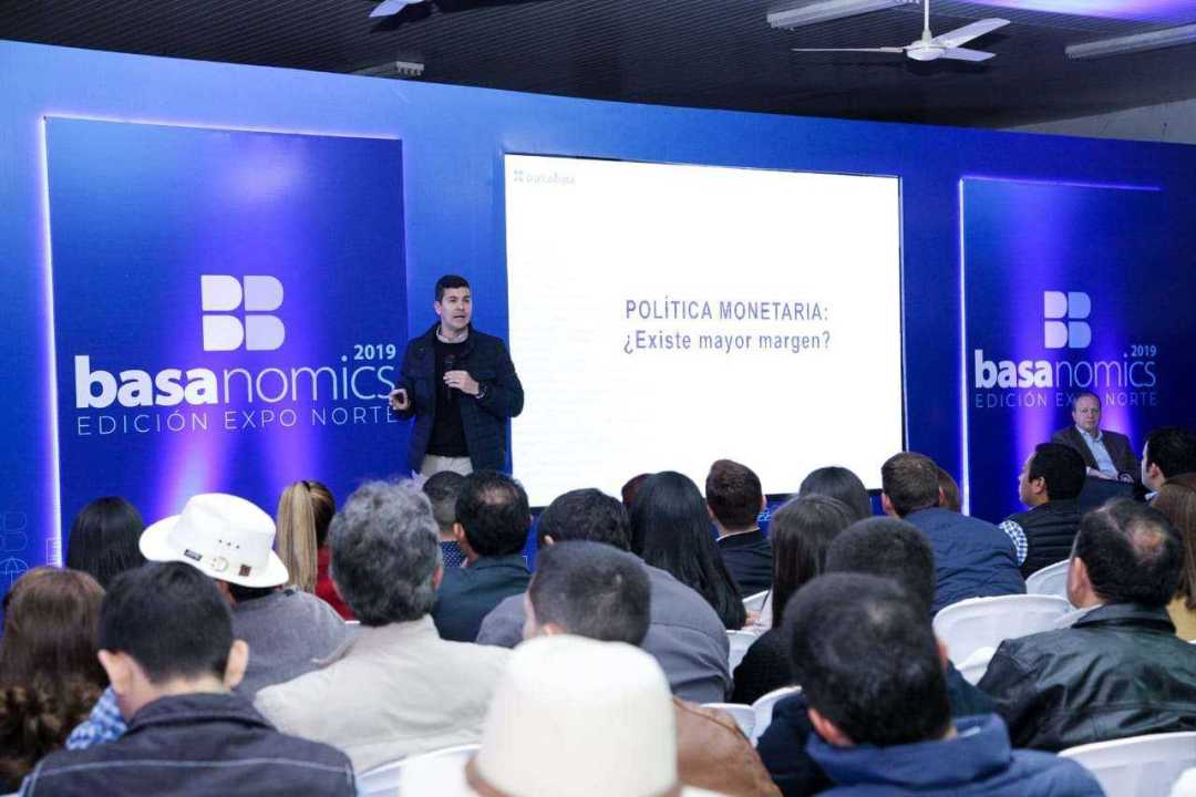 Basanomics - Expo Norte 2019 Concepción