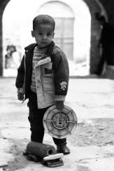 l'enfance dans la rue