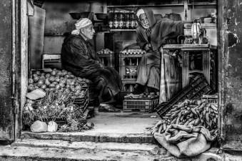 Les vieux de la boutique