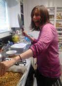 Editor AG is chopping almonds, not heads!