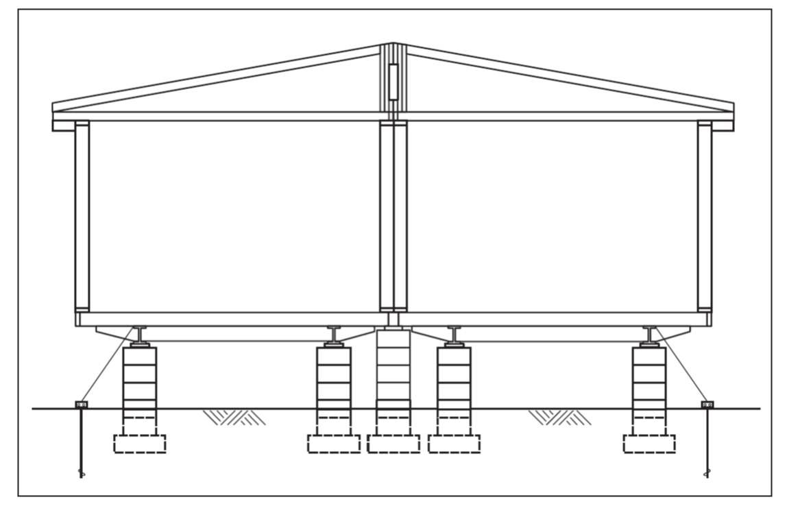 Mobile Home Ductwork Diagram Schematics