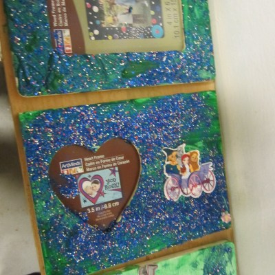 Completed Photo Frames