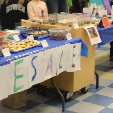 Craft & Bake Sale Success!