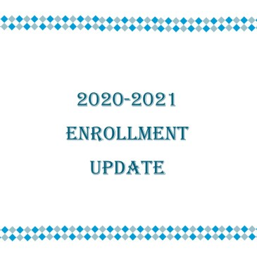 Enrollment for 2020-2021