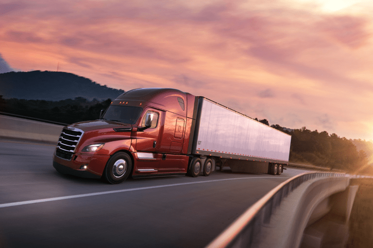 The Model Year 2018 Freightliner Cascadia