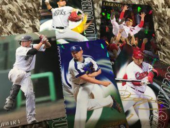 プロ野球チップス2019のカード