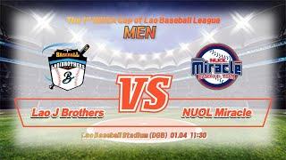 Lao Baseball League LAOJ NUOL 04.01 - [Lao Baseball League] LAOJ : NUOL (04.01)
