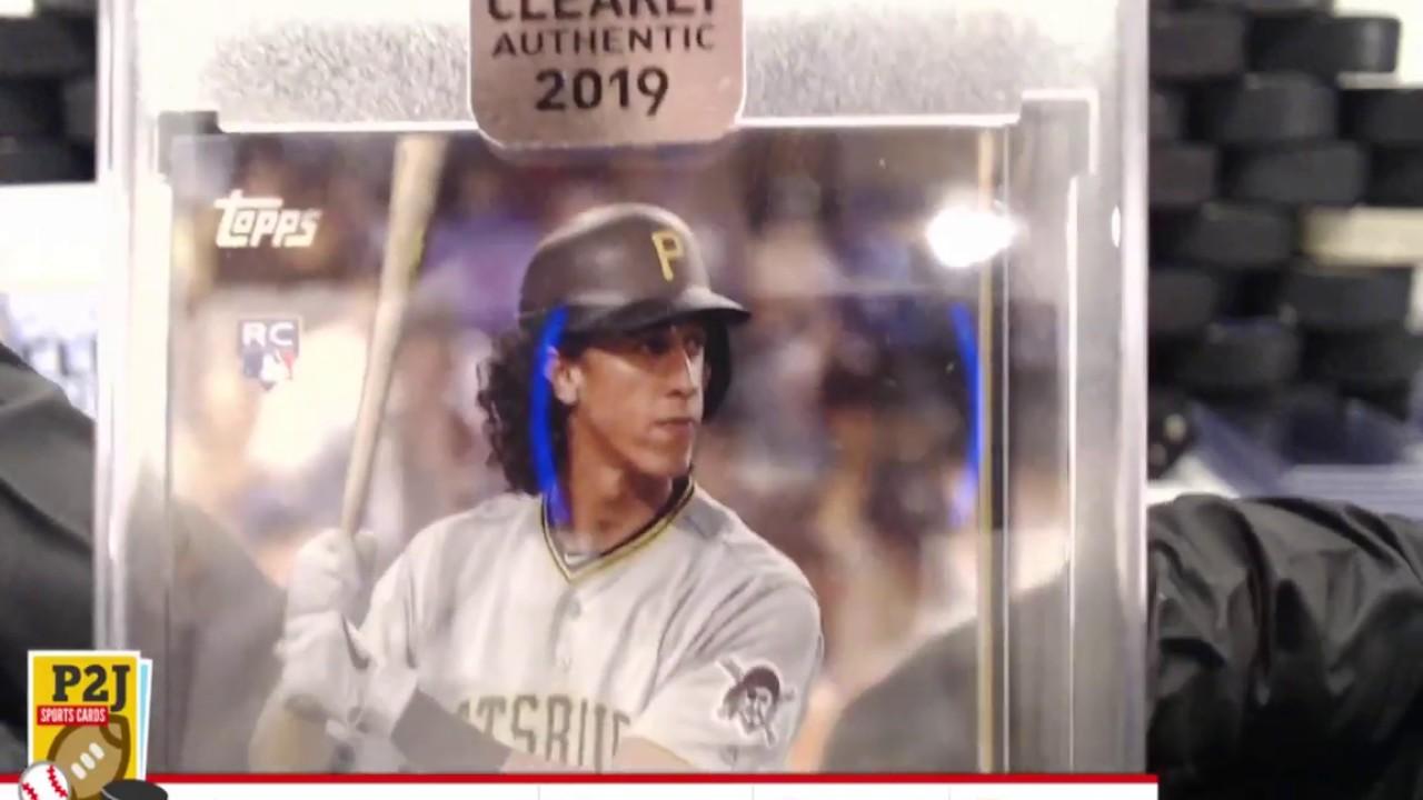 eBay LIVE Box Breaks 1444 2019 Topps Clearly Authentic Auto Baseball Card Box Break mlb P2J - eBay LIVE Box Breaks - #1444 2019 Topps Clearly Authentic Auto Baseball Card Box Break #mlb P2J