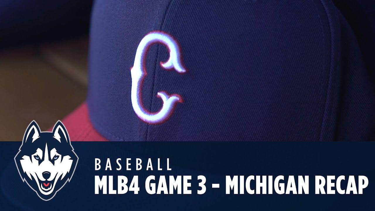 Baseball vs. Michigan MLB4 Tournament Game 3 Recap - Baseball vs. Michigan - MLB4 Tournament Game 3 Recap