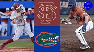 16 Florida State vs 1 Florida 2020 College Baseball Highlights - #16 Florida State vs #1 Florida | 2020 College Baseball Highlights