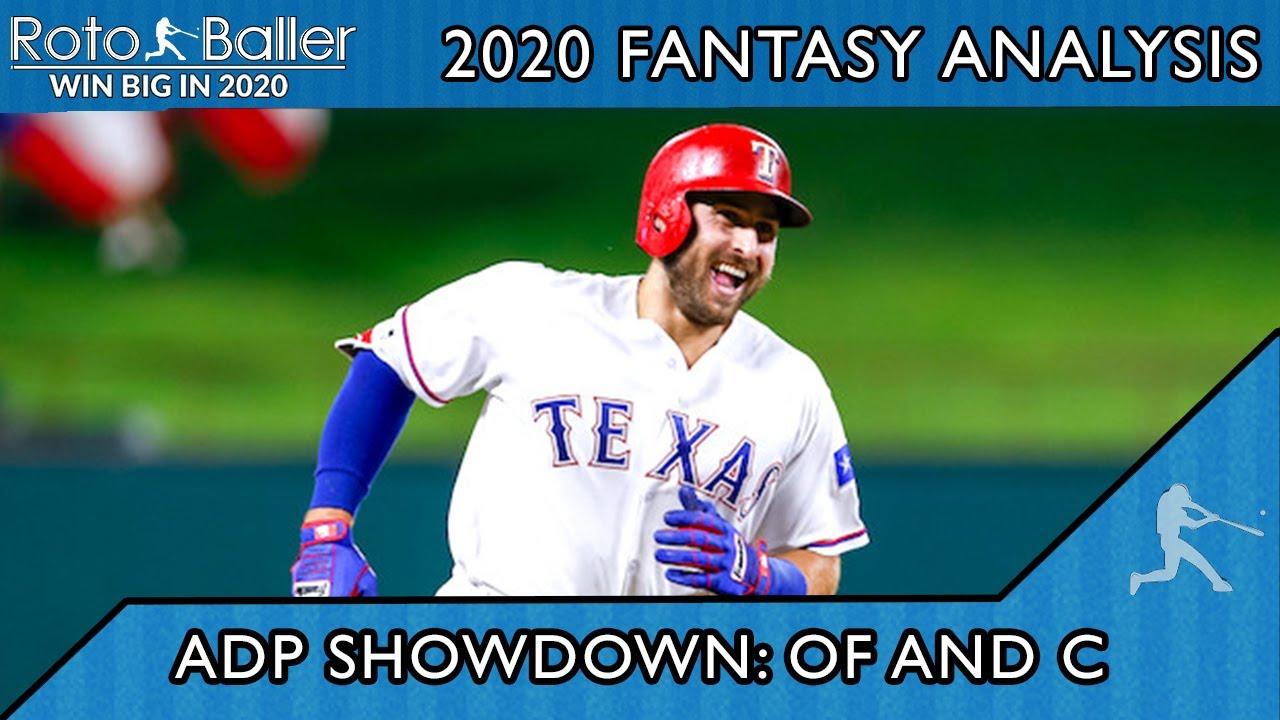 ADP Debates for OF C Fantasy Baseball Draft Value Comparisons - ADP Debates for OF, C: Fantasy Baseball Draft Value Comparisons