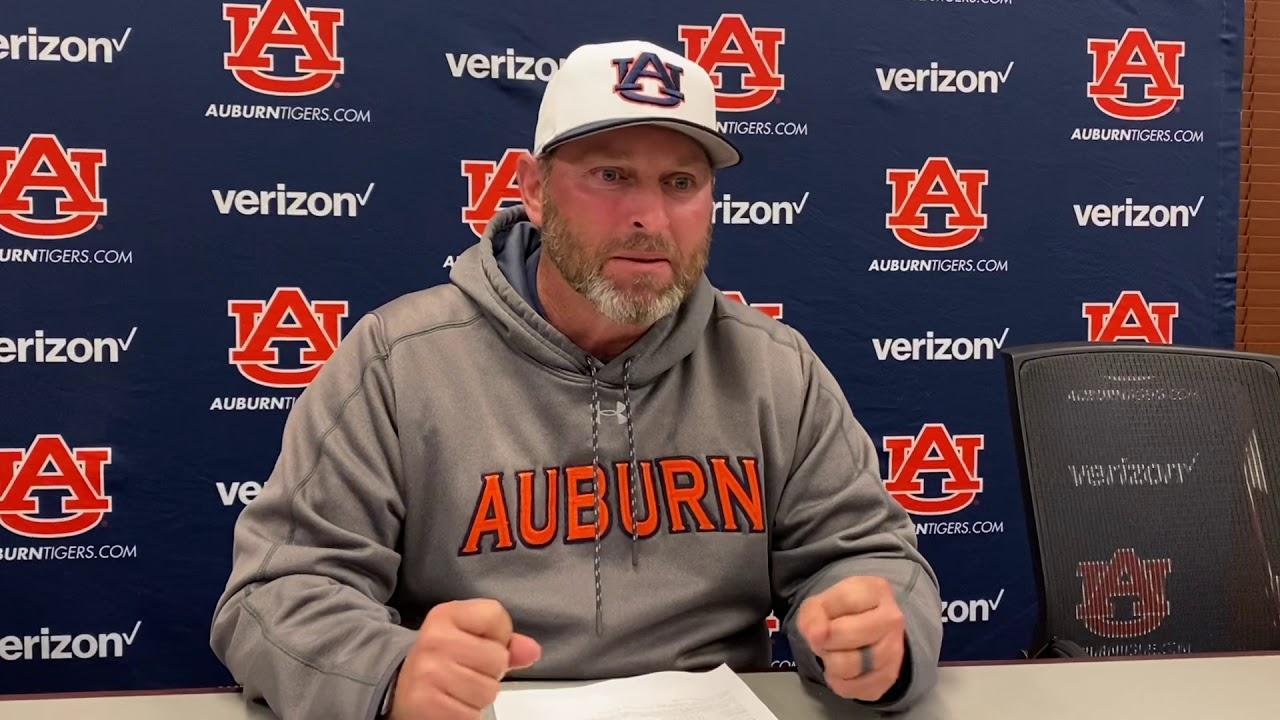Auburn Tigers baseball Butch Thompson - Auburn Tigers baseball: Butch Thompson