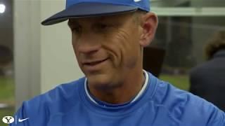 BYU Baseball vs UVU Mike Littlewood Postgame Interview - BYU Baseball vs UVU - Mike Littlewood Postgame Interview