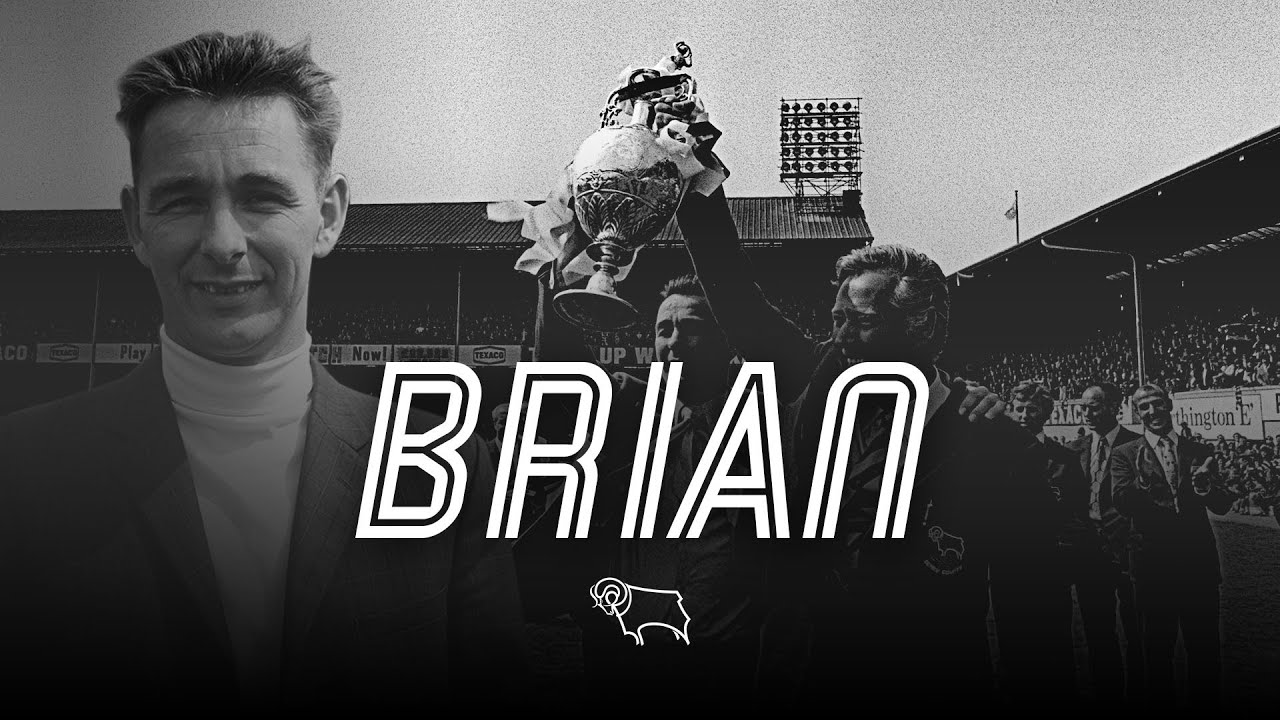 REMEMBERING BRIAN Brian Cloughs Time at the Baseball Ground - REMEMBERING BRIAN   Brian Clough's Time at the Baseball Ground