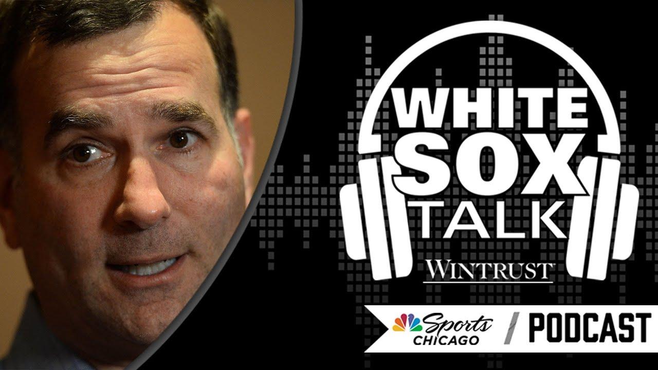 Rick Hahn speaks on the suspension of baseball activities White Sox Talk Podcast - Rick Hahn speaks on the suspension of baseball activities | White Sox Talk Podcast