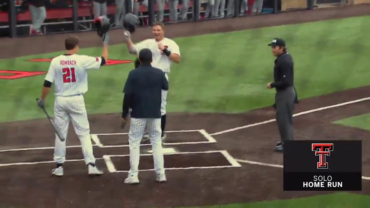 Texas Tech Baseball vs. UNLV Highlights W 11 3 3.4.2020 - Texas Tech Baseball vs. UNLV: Highlights (W, 11-3)   3.4.2020